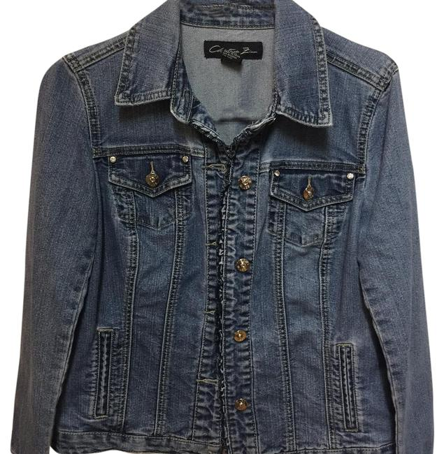 Item - Denim Blue Jacket Size 4 (S)