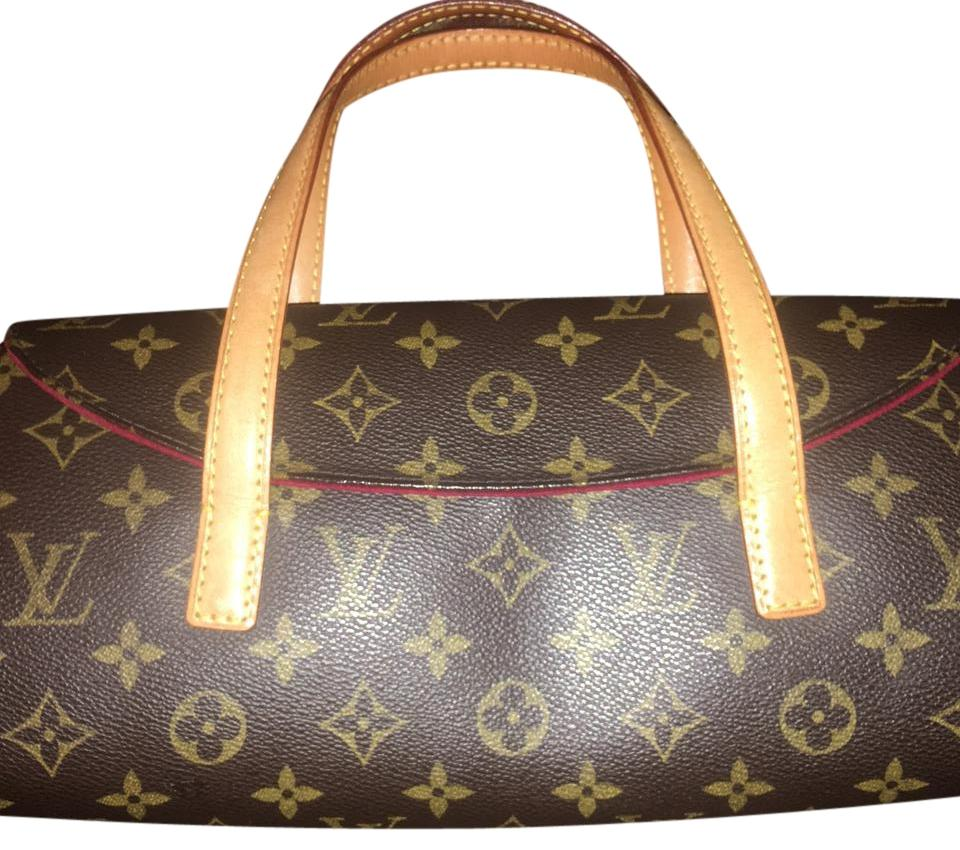 Louis Vuitton Hand Purse Color Leather Weekend Travel Bag - Tradesy 4cc64afc4eb