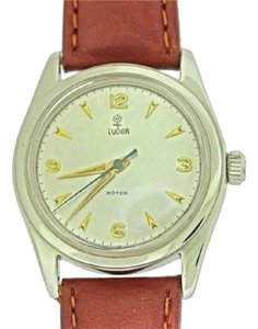 Tudor Rare Vintage Rotor Stainless Steel 33mm Swiss Watch