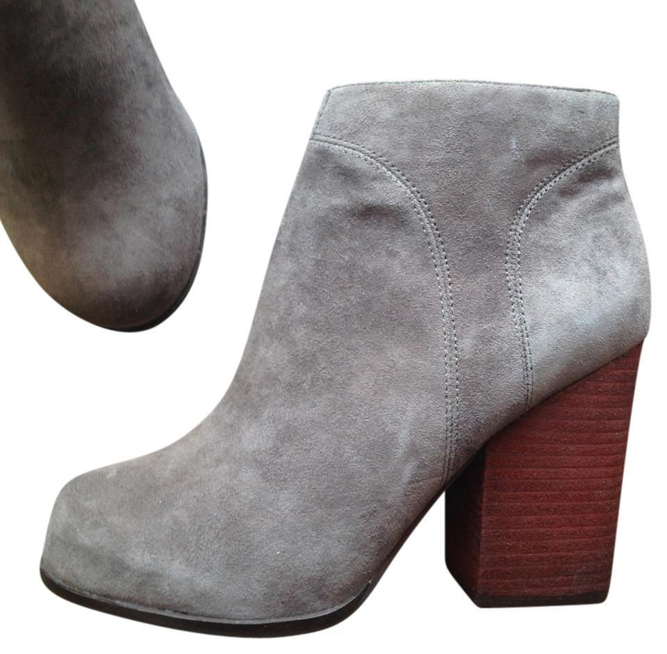 Jeffrey New Campbell New Jeffrey Grey Taupe Hanger Boots/Booties 39e953