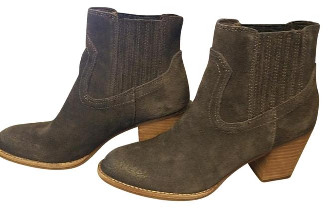 Dolce Vita Grey Suede Ankle Boots/Booties Size US 6 Regular (M, B) Dolce Vita Grey Suede Ankle Boots/Booties Size US 6 Regular (M, B) Image 1