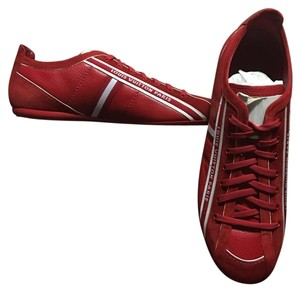 Louis Vuitton Red Athletic
