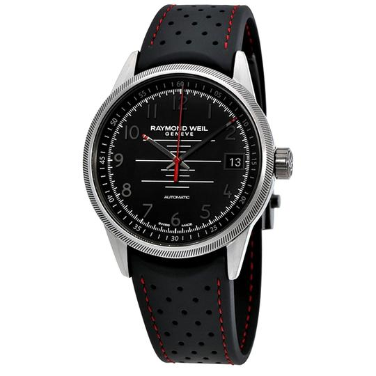 Preload https://img-static.tradesy.com/item/22357365/raymond-weil-black-freelancer-dial-rubber-strap-men-s-sports-watch-0-0-540-540.jpg