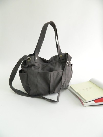 Jeunesse Laptop Messenger Gray Charcoal Travel Fall Autumn Winter Christmas Gift Women Gift For Her Tote Diaper Vintage Shoulder Bag