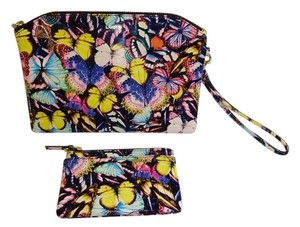 Lodis LODIS BUTTERFLY POUCH AND COIN PURSE SET NEW WITHOUT TAGS