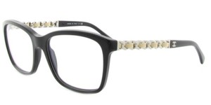 Chanel CH3263Q Chain Collection CHANEL Eyeglasses (Black)