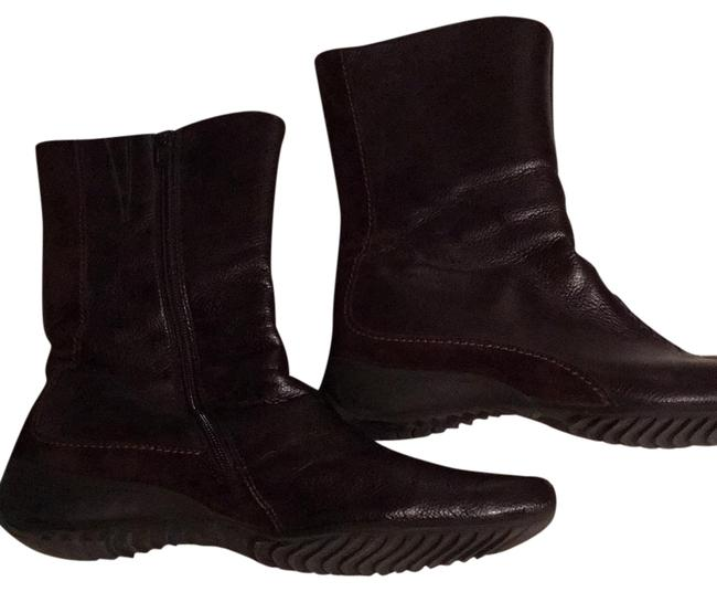 Paul Green Brown Boots/Booties Size US 11 Regular (M, B) Paul Green Brown Boots/Booties Size US 11 Regular (M, B) Image 1