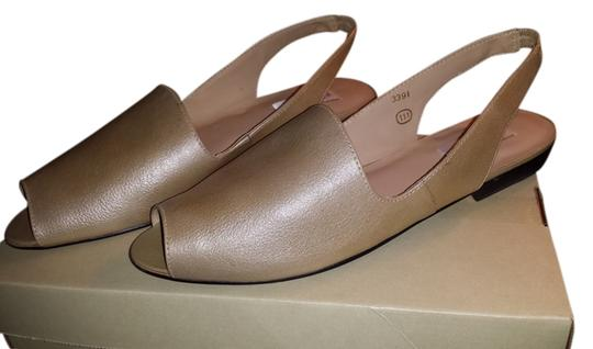 Other Light gold Flats