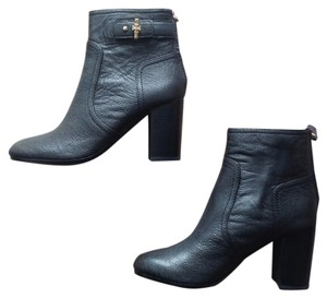 Tory Burch Leather NEW black Boots