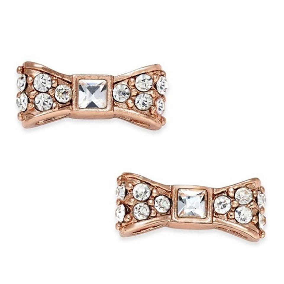 Kate Spade Rose Gold Bow Earrings - Home Decorating Ideas & Interior ...