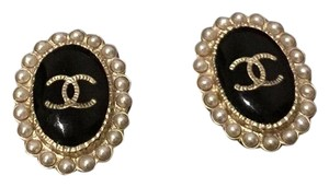Chanel Brand new Chanel pierced earrings
