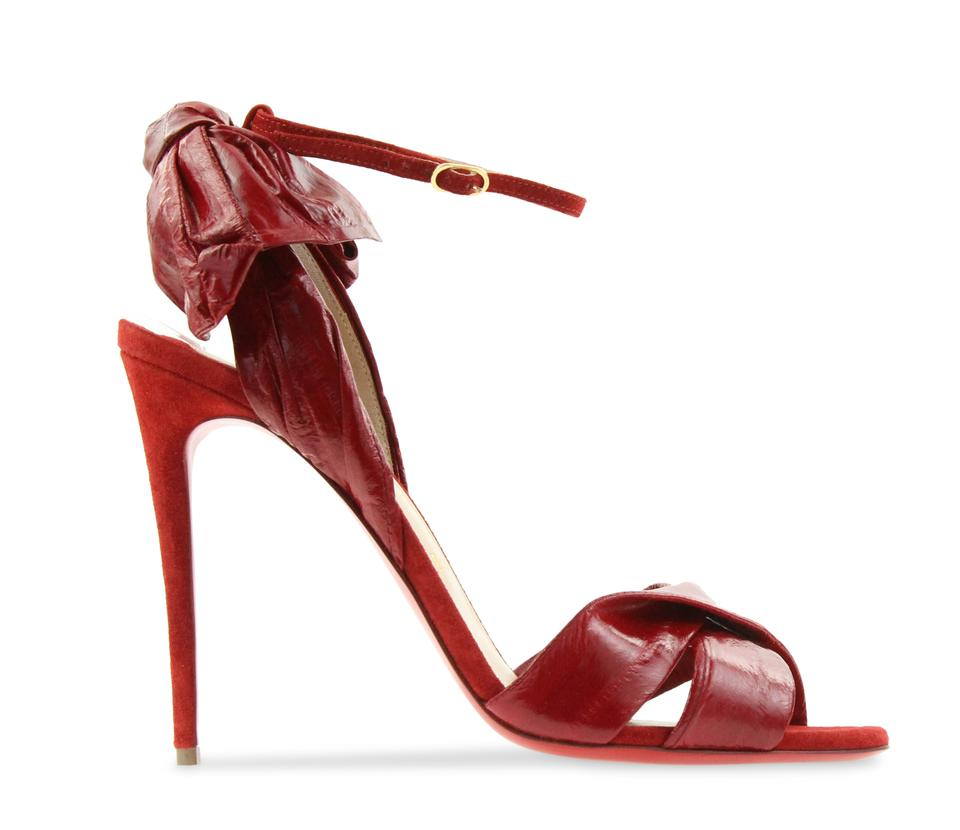 da9769364890 Christian Louboutin Marylineska Stiletto Ankle Strap Classic Pigalle red  Pumps Image 0 ...