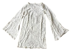 Spell & the Gypsy Collective Lace V-neck Tunic