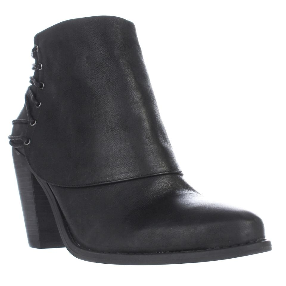 Jessica Simpson Strapped Black Caysy Strapped Simpson Ankle Boots/Booties 308f52
