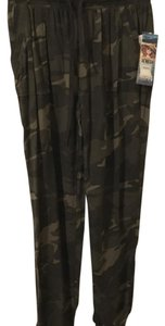 Rewash Relaxed Pants Camouflage