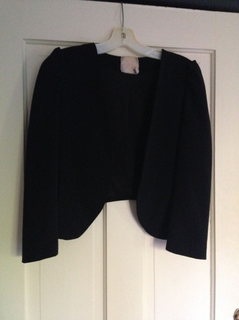 Pins and Needles Adorkable Urbanoutfitters Black Blazer
