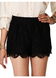 Free People Shorts Black