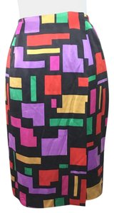 Josephine Chaus Skirt multi colored