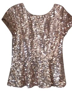 CM COUTURE Top Gold