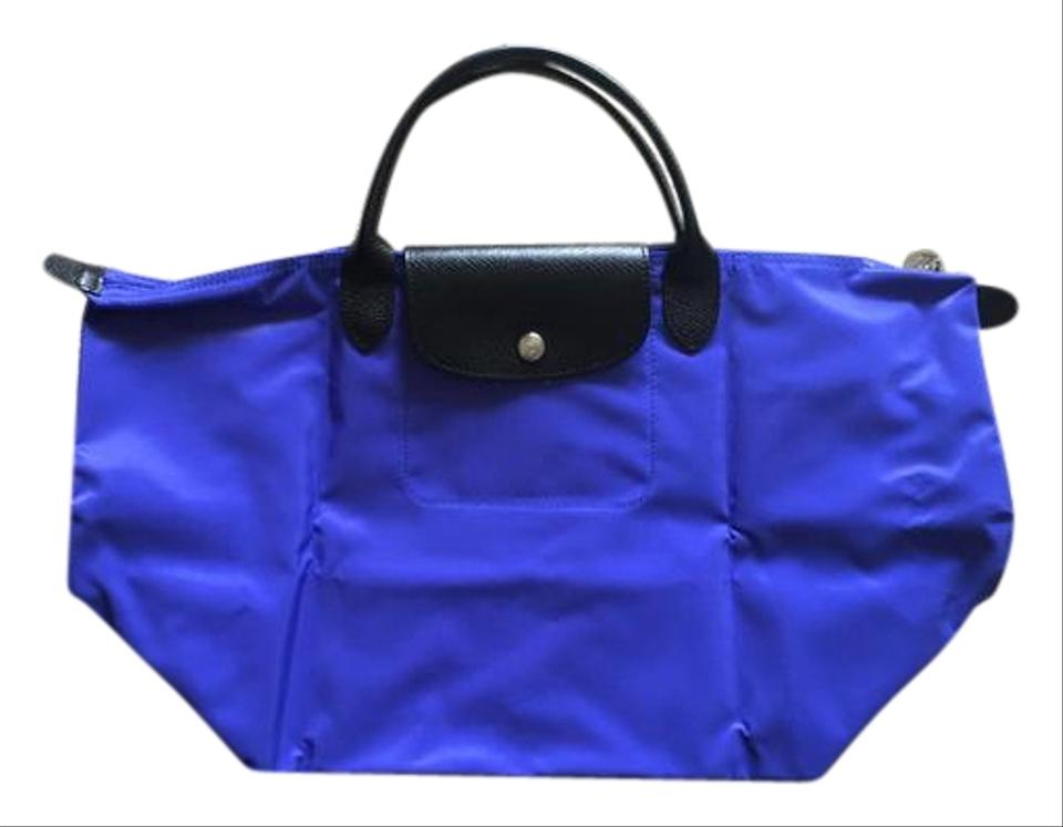 5c1f4b5109ff Longchamp Pliage Rare Limited Edition Sarah Morris Made In France ...
