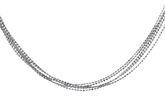 Preload https://img-static.tradesy.com/item/22363341/avital-and-co-jewelry-white-gold-five-strand-ball-link-chain-made-in-italy-14k-necklace-0-11-540-540.jpg