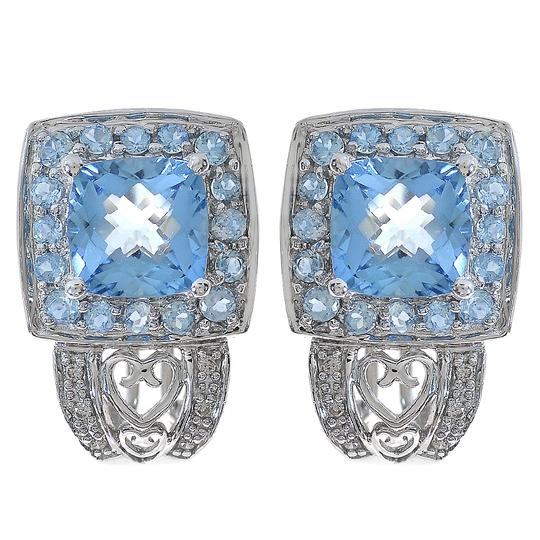 Preload https://img-static.tradesy.com/item/22363672/avital-and-co-jewelry-white-gold-400-carat-blue-topaz-and-010-carat-diamond-14k-earrings-0-1-540-540.jpg