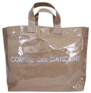 COMME des GARÇONS Beach Penny Lane Tote in Brown