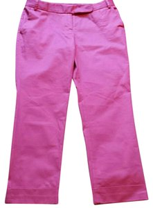 Charter Club Capris Pink