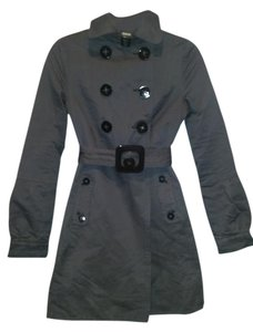 Soia & Kyo Military Peacoat Coat