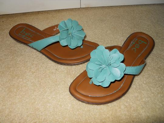 Other Leather turquoise Sandals