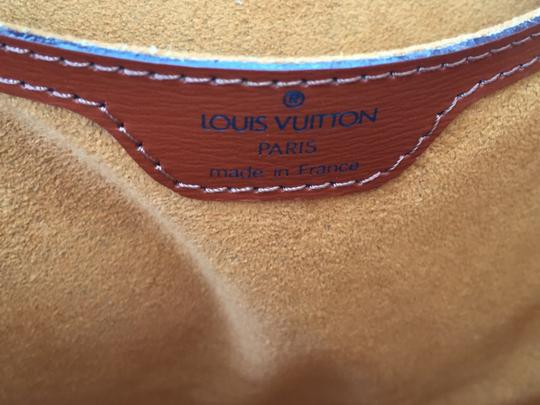 Louis Vuitton St. Jacques Pm Tote in Light Brown