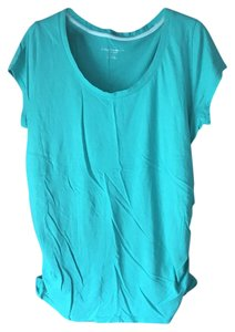 Liz Lange Maternity for Target Ruched Tee XL