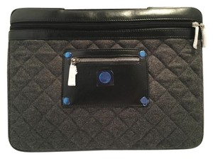 KNOMO Quilted Soft Shell Laptop Bag