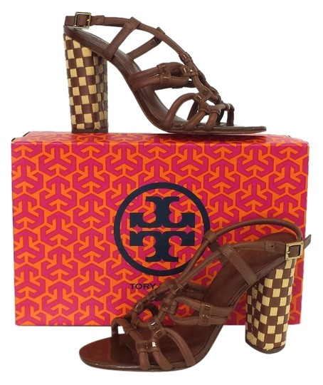 Preload https://item3.tradesy.com/images/tory-burch-brown-layce-high-sandals-size-us-8-2236802-0-0.jpg?width=440&height=440