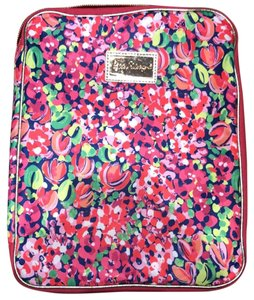 Lilly Pulitzer padfolio/iPad/laptop case