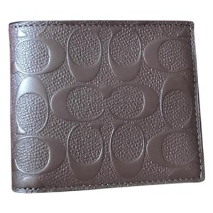 Coach coach men's Wallet with gift box