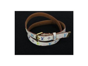 Louis Vuitton Multicolor Belt 80/32 222318