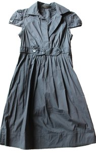BCBG Max Azria Blue Dress