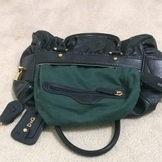 Dolce&Gabbana Leather Shoulder Bag