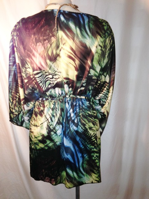 yell lady collection Resort Empire Waist Cruise Tunic