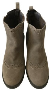 Shoemint Suede Grey Boots
