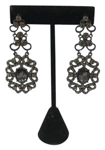 JEWELMINT AUTHENTIC Jewelmint Crystal Drop Down Earrings