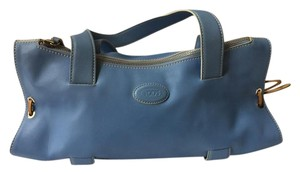 Tod's Leather Baguette
