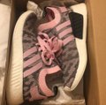 adidas Wonder Pink/Core Black Athletic