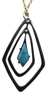 Alexis Bittar TURQUOISE NECKLACE
