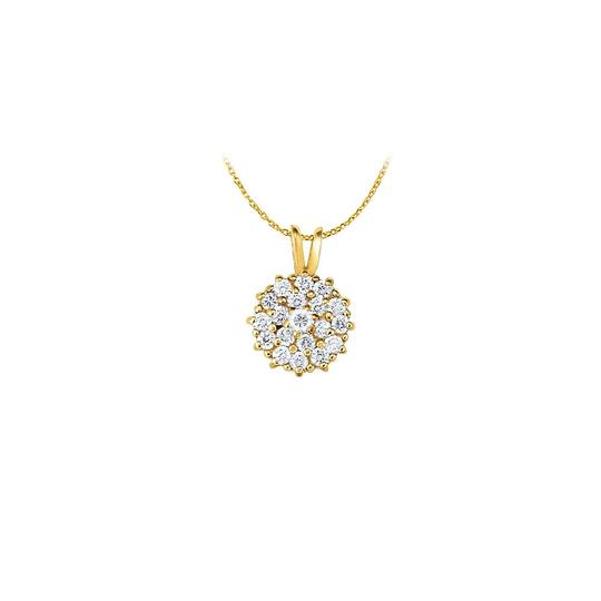 Preload https://img-static.tradesy.com/item/22372424/white-yellow-eclusive-cubic-zirconia-flower-pendant-in-gold-vermeil-necklace-0-0-540-540.jpg