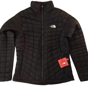 The North Face The North Face Women's Thermoball Full Zip Jacket in black
