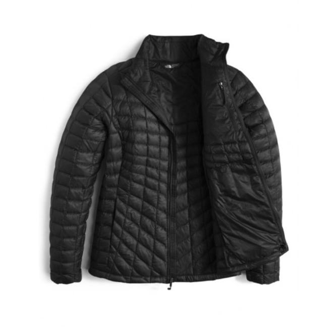 The North Face The North Face Women's Thermoball Full Zip Jacket in black Image 5