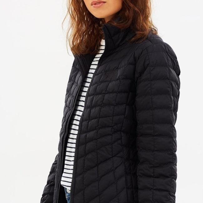 The North Face The North Face Women's Thermoball Full Zip Jacket in black Image 6