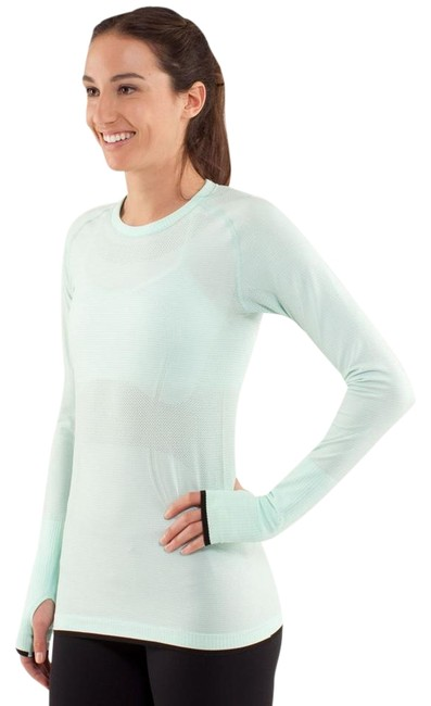 Item - Mint Green Swiftly Activewear Top Size 10 (M, 31)